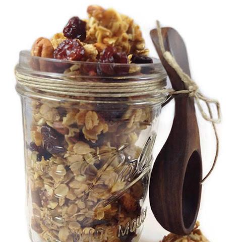 10 Best Cherry Pecan Granola Recipes | Yummly