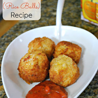 Easy Arancini Recipe - Rice Balls