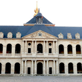 Invalides by Philippe Smith-Smith - Buildings & Architecture Public & Historical ( old, building, napoleon, architecture, historical )