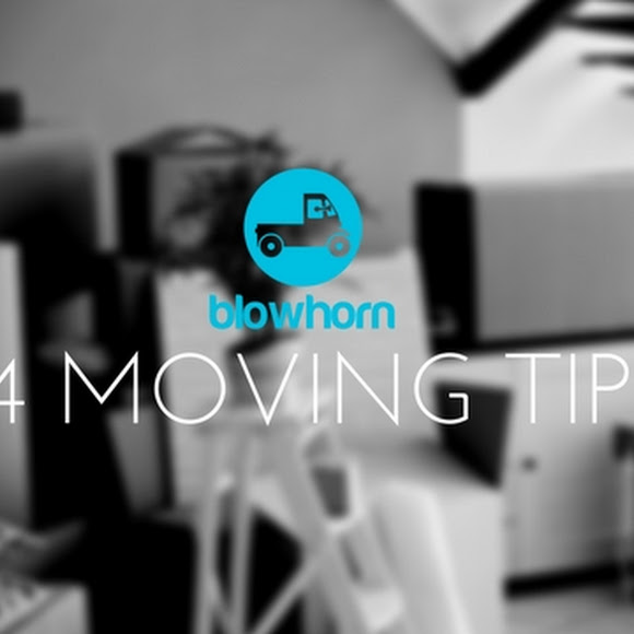 Moving Tips by blowhorn