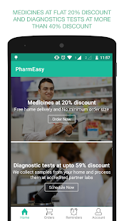 PharmEasy- Discounted Medicine screenshot for Android