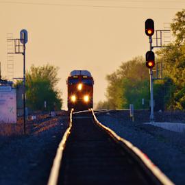 BNSF 6602  4741 by Jim Suter - Transportation Trains