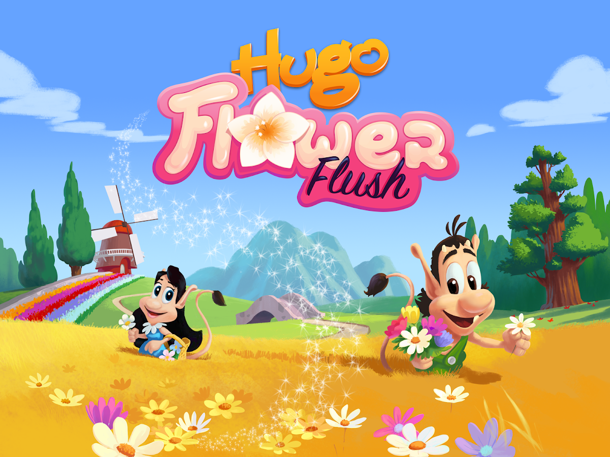 Hugo Flower Flush Screenshot 9