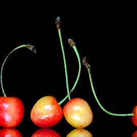 Cherry delight by Asif Bora - Food & Drink Fruits & Vegetables (  )