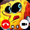 Game Call Simulator For Spongebob APK for Windows Phone