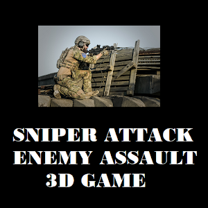 Download Sniper Attack Enemy Assault 3d Game For PC Windows and Mac