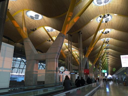 Terminal 4 Aeropuerto de Madrid Barajas