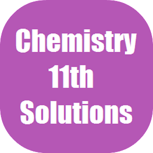 Chemistry XI Answers for NCERT apk