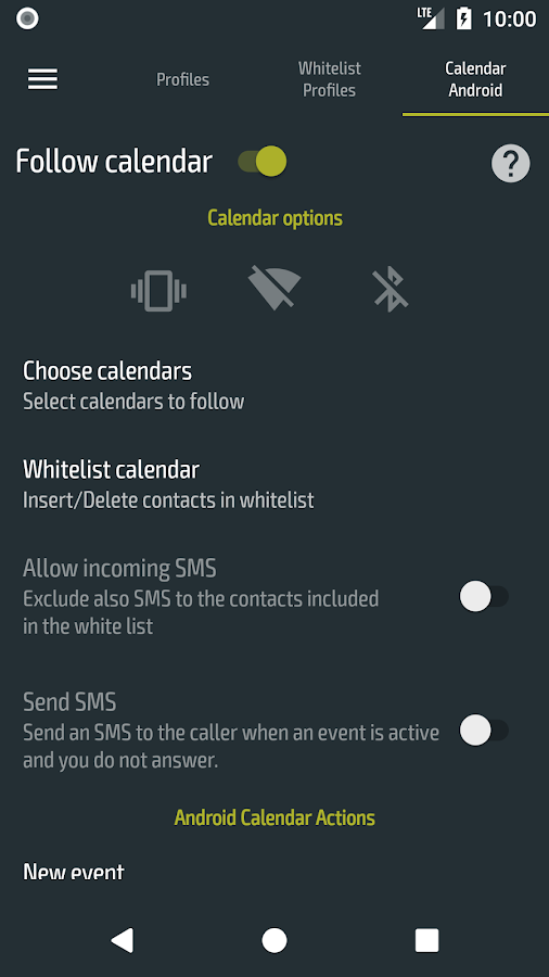 Do Not Disturb - Silent Mode Premium Screenshot 2
