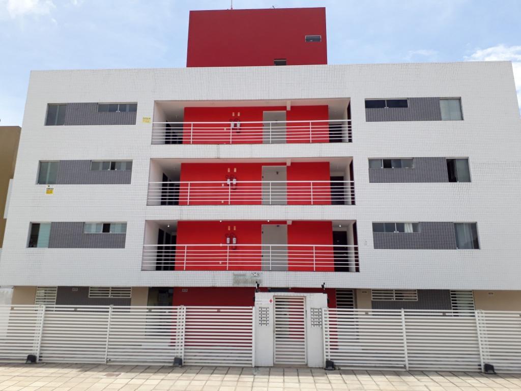 Apartamento Térreo com 2 dormitórios à venda, 113 m² por R$ 220.000 - Intermares - Cabedelo/PB