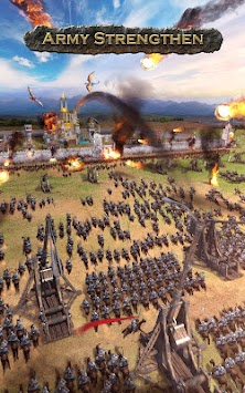 Clash Of Kings: Zahod APK screenshot thumbnail 4