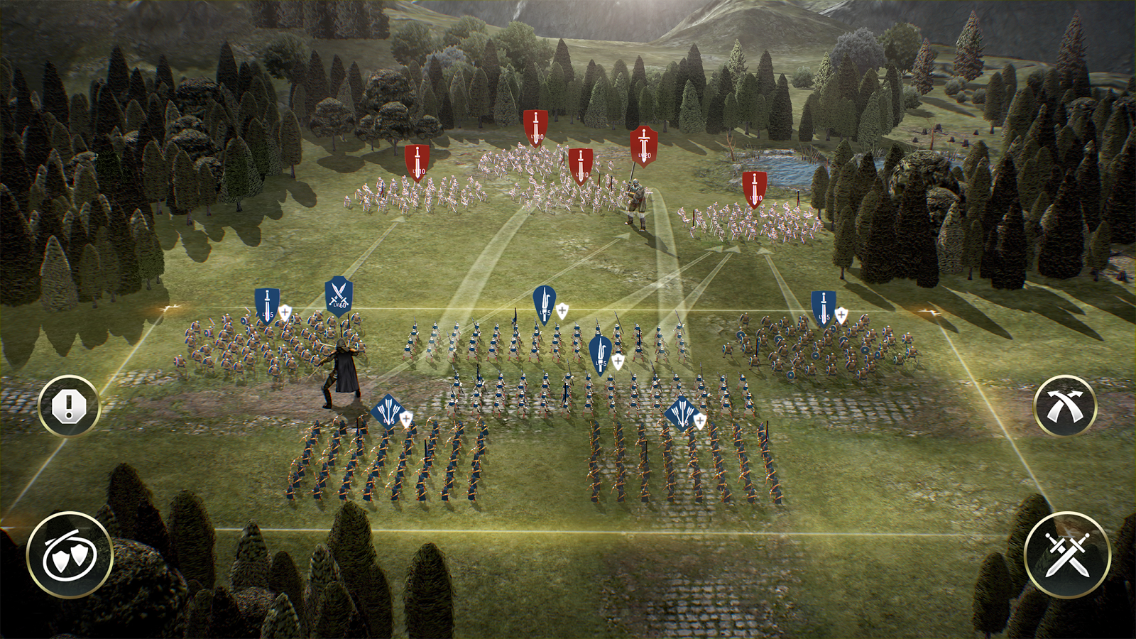 Dawn of Titans Screenshot 11