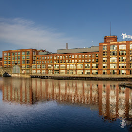 Old factory building by Sakari Partio - Buildings & Architecture Public & Historical