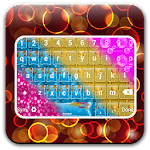 Sweet Bubble Keyboard Themes Icon