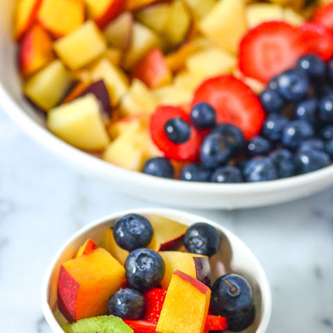 Best Fruit Salad Recipe for Kids