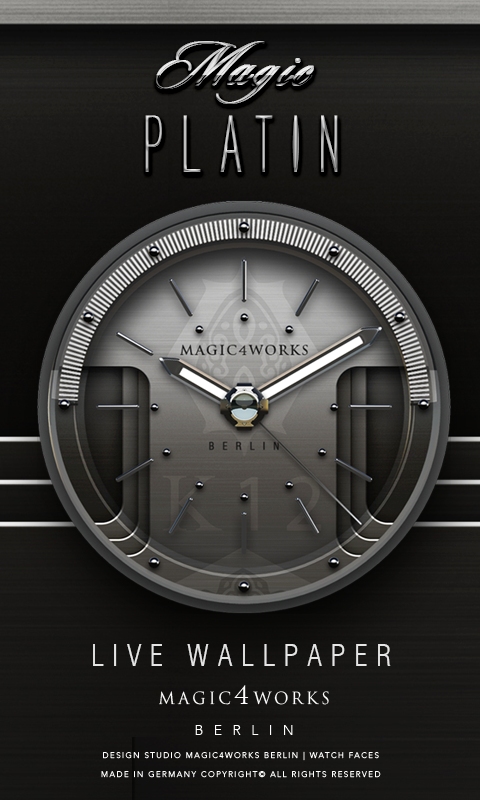 Designer Mega Clock Bundle LWP Screenshot 6