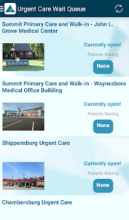 Summit Health - screenshot