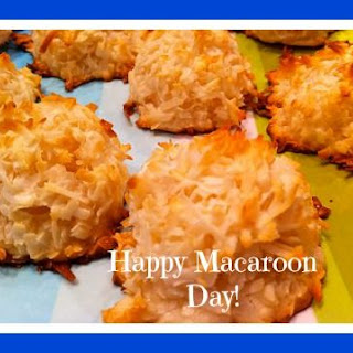 Happy National Macaroon Day!