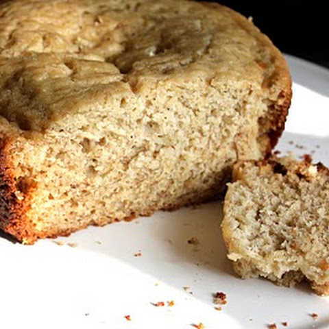 Crockpot Banana Bread