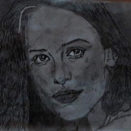 Jennifer Garner by Alisa Wilkerson - Drawing All Drawing