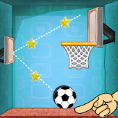 Download Wall Free Throw Soccer Game APK on PC