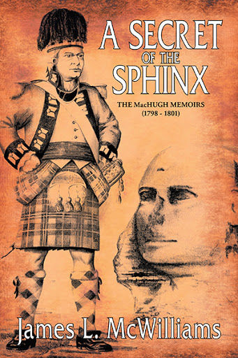A Secret of the Sphinx cover