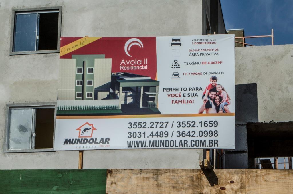 Apartamento residencial à venda, Boqueirão, Araucária - AP14...