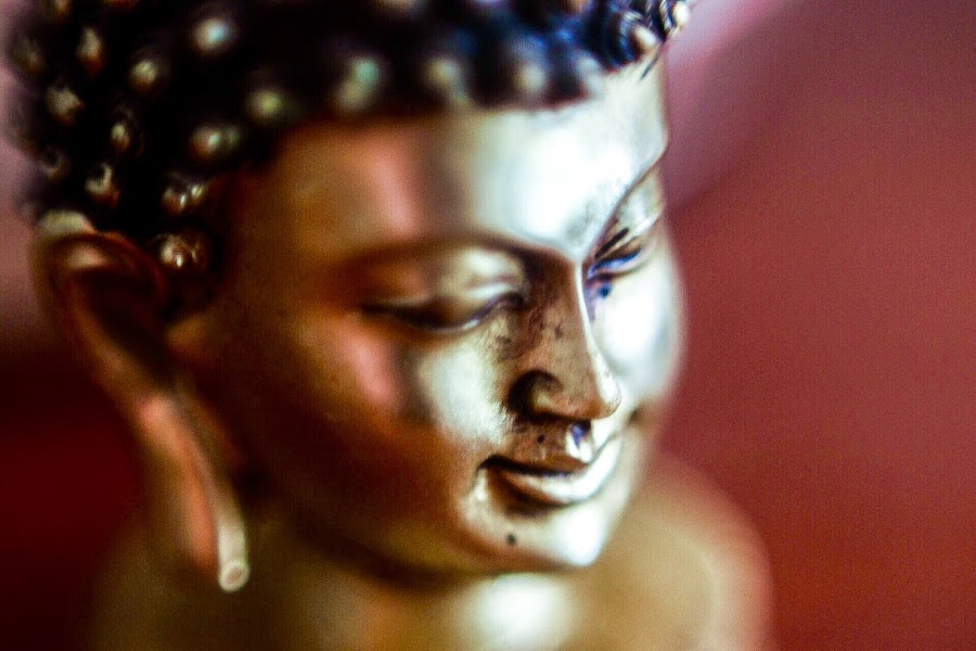 Buddha by Kirsten Evans - Artistic Objects Other Objects