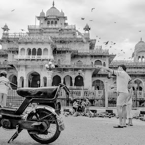 OLD IS GOLD by Adityendra Solanki - Novices Only Street & Candid
