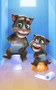 My Talking Tom APK baixar