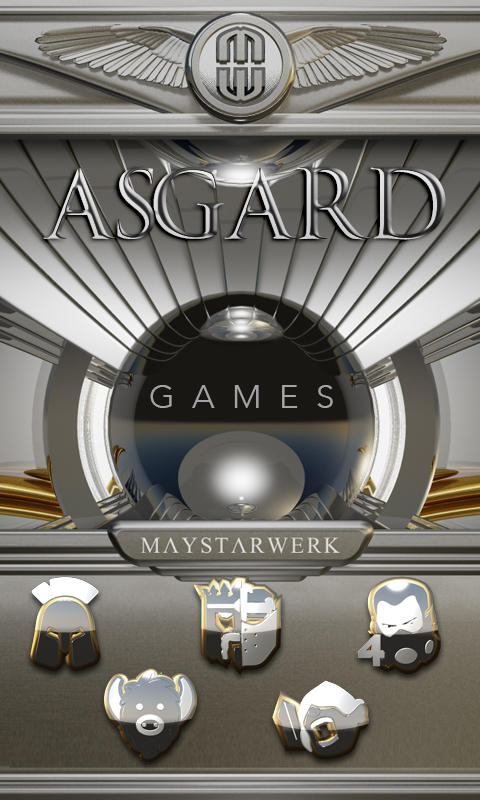 Asgard HD Icon Pack Screenshot 2