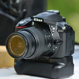 Try ----> Nikon D5300  by Sartika Nominanda Tarigan - Artistic Objects Technology Objects ( nikon gear,  )