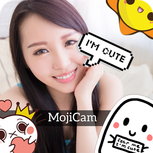 Cover art MojiCam: Snap & Stickers Cam