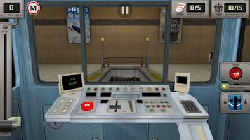 Screenshot of Subway Simulator