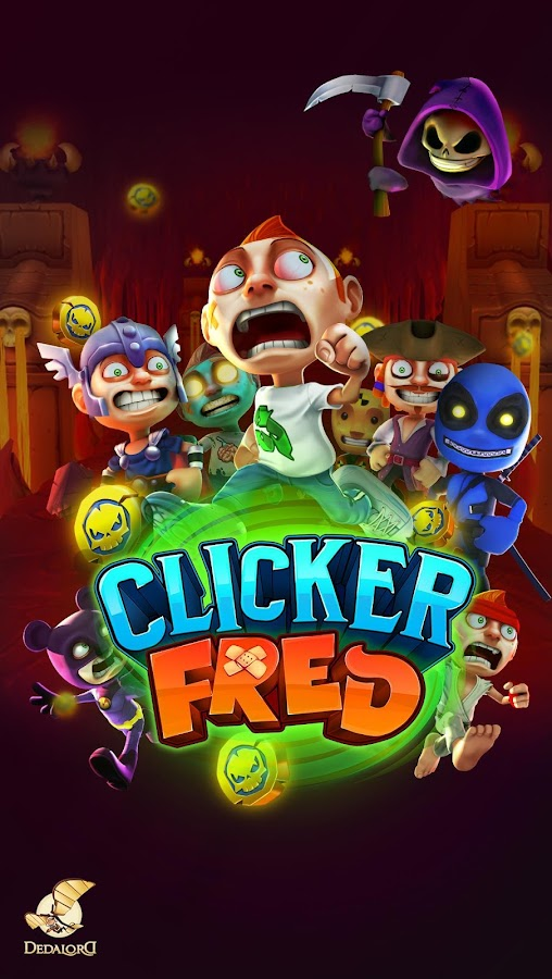 Clicker Fred android spiele download