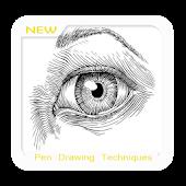 App Pen Drawing Techniques APK for Windows Phone