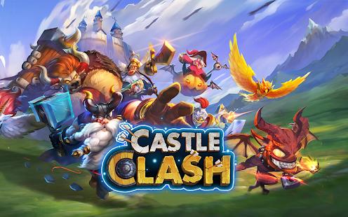 Castle Clash: Brave Squads for pc