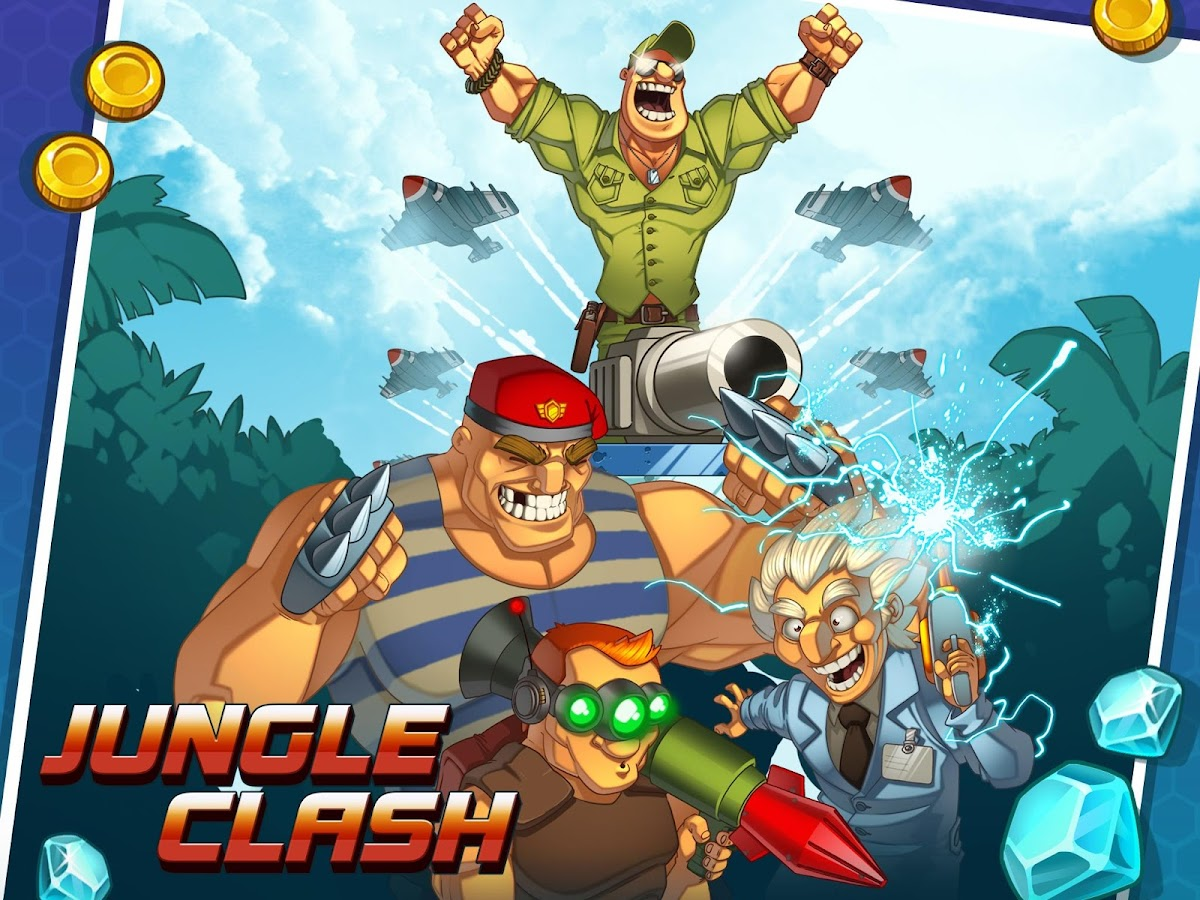 Jungle Clash Screenshot 14