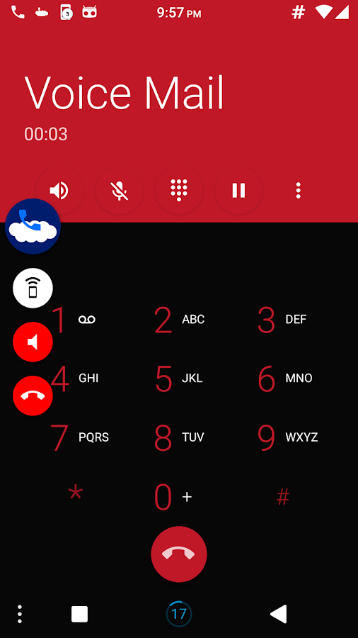 Floating Action Call Screenshot 4