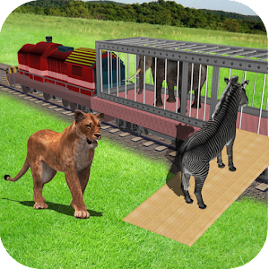 Train cargo animal sim For PC