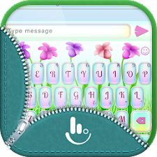 TouchPal Emoji Spring Flowers