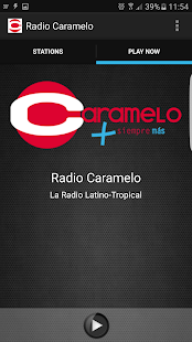 Radio Caramelo - screenshot