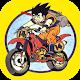 Super goku motorbike?️