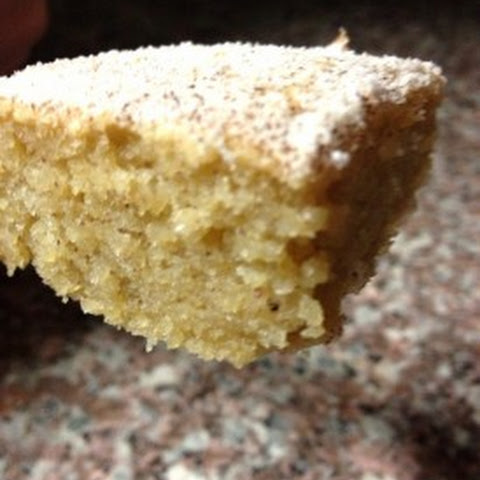 Low Carb Snickerdoodle Cake