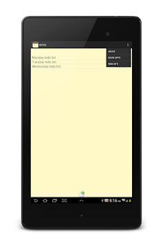 NOTES APK screenshot thumbnail 23
