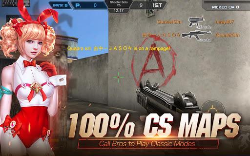 Crisis Action: NO CA NO FPS screenshot 15