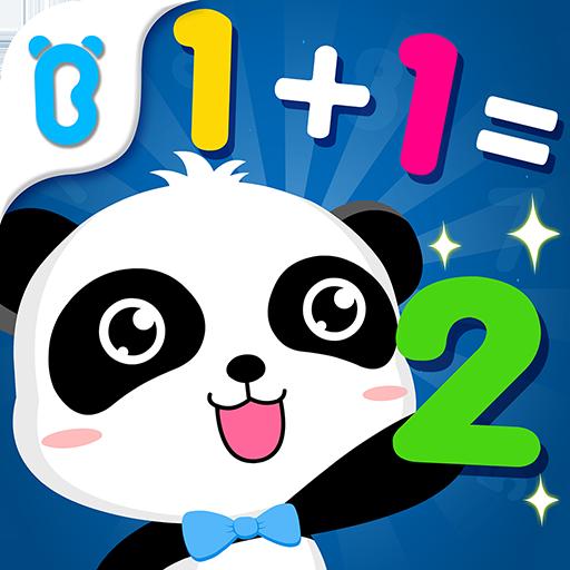 Little Panda Math Genius - Education Game For Kids (game)