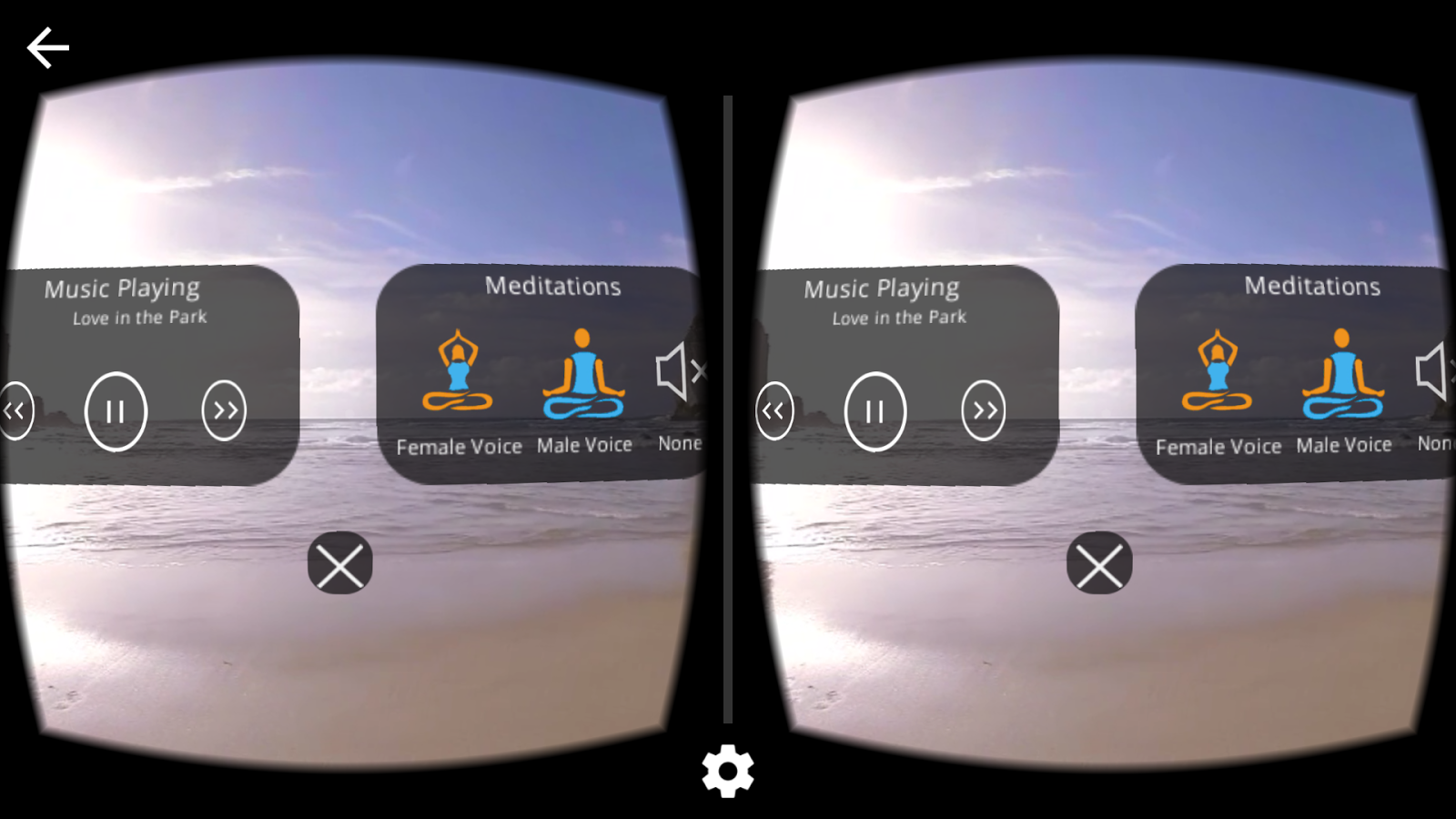 Relax VR: Rest & Meditate Screenshot 0