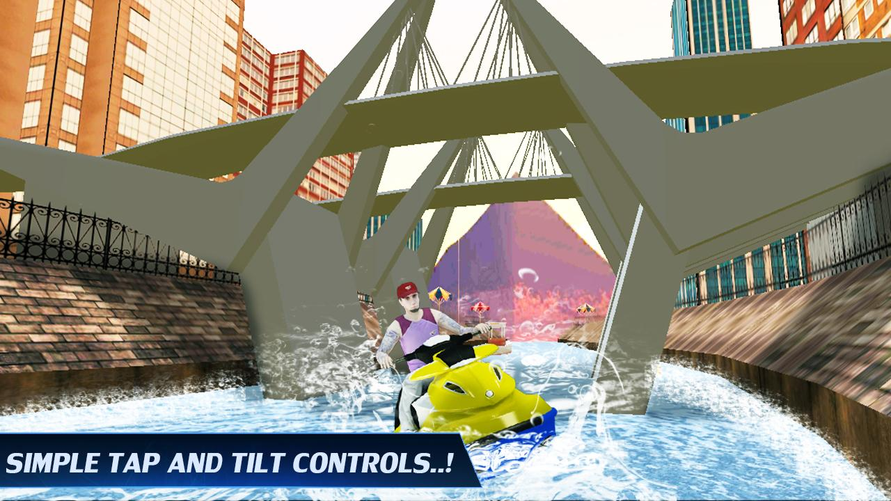 Jet Ski Driver Screenshot 2