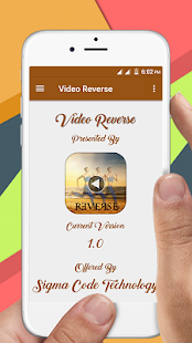 Video Revere - screenshot